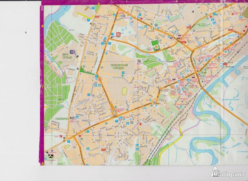 внимание карта владимира с улицами и домами фото протяжении