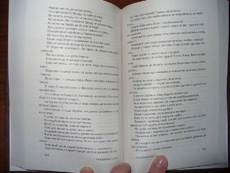 Иллюстрация 1 из 8 для Пословицы и поговорки русского народа - Владимир Даль   Лабиринт - книги. Источник: Ценитель классики