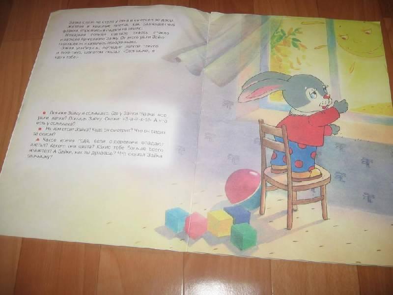 Иллюстрация 6 из 23 для Зайка и солнышко. Развитие речи и эмоций. 1-3 года - Сергей Савушкин   Лабиринт - книги. Источник: Федора