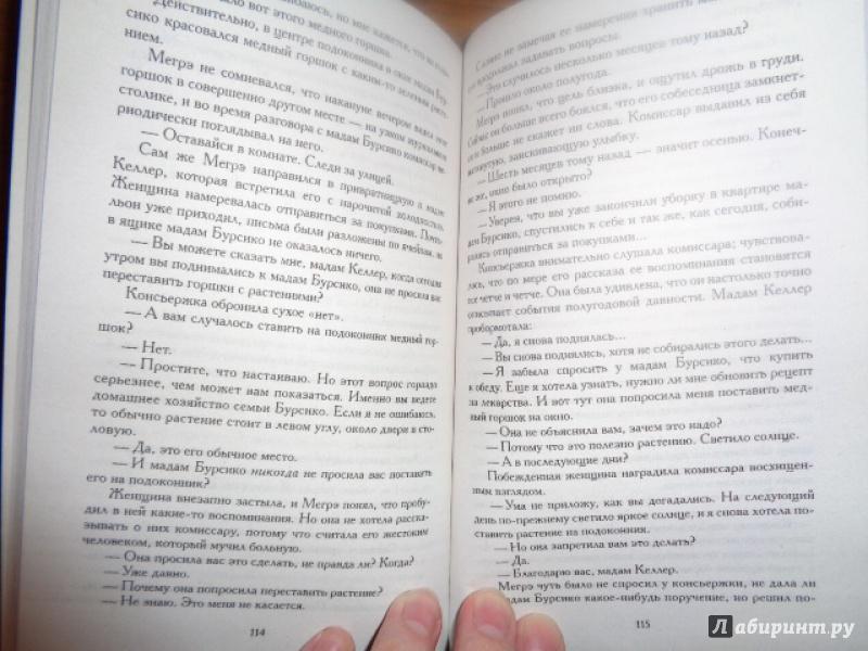 Иллюстрация 12 из 14 для Мегрэ в меблированных комнатах - Жорж Сименон | Лабиринт - книги. Источник: Николаев  Сергей