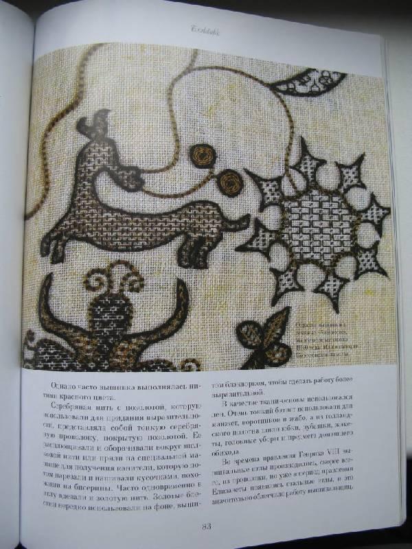 Иллюстрация 20 из 31 для Английская королевская школа вышивания - Салли Сандерс   Лабиринт - книги. Источник: lexus