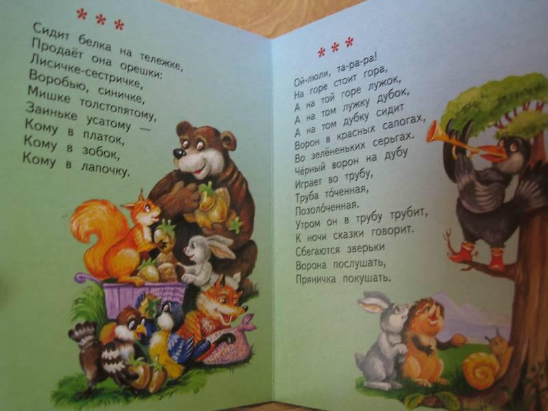 Иллюстрация 9 из 13 для Стихи, песенки, потешки - Ирина Карнаухова | Лабиринт - книги. Источник: Фея Нежности