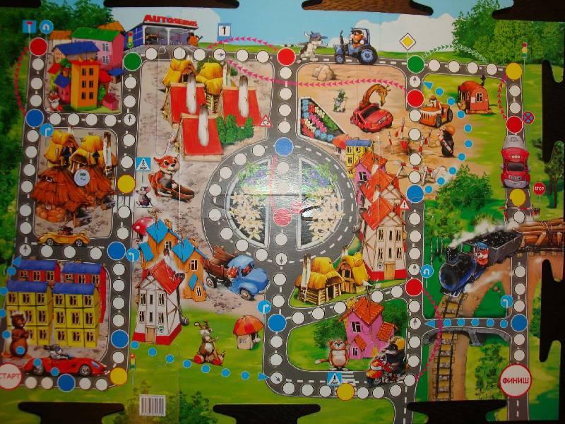 картинка для настольной игры по пдд коллекции поддержали