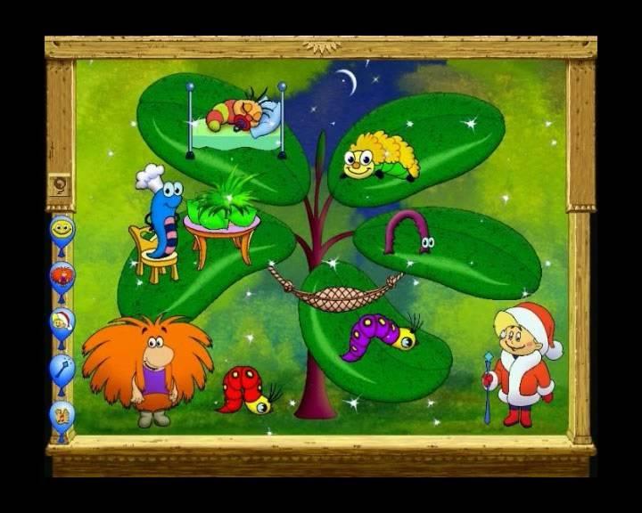 Иллюстрация 2 из 3 для Английский для малышей: Волшебные уроки домовенка Бу (DVD) | Лабиринт - софт. Источник: Rainbow