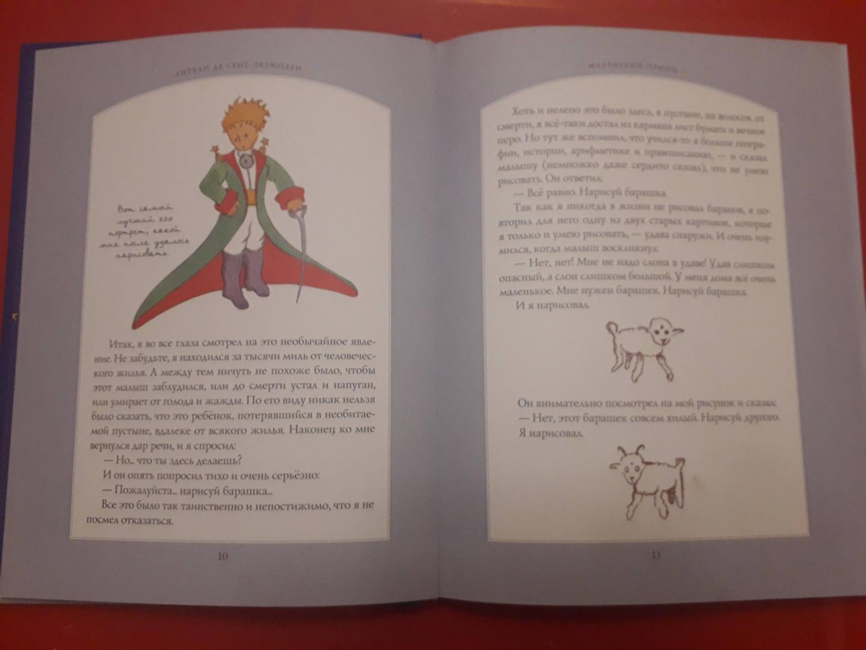 Иллюстрация 90 из 100 для Маленький принц - Антуан Сент-Экзюпери   Лабиринт - книги. Источник: Ирина