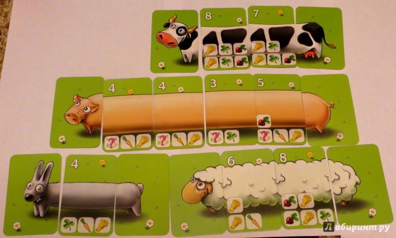 счастливая ферма настольная игра