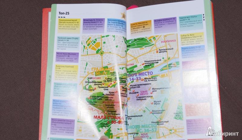 Иллюстрация 1 из 4 для ПРАГА: путеводитель, карта города, разговорник, аудиогид, sim-карта - Александр Кудрявцев | Лабиринт - книги. Источник: Феофилова  Олеся