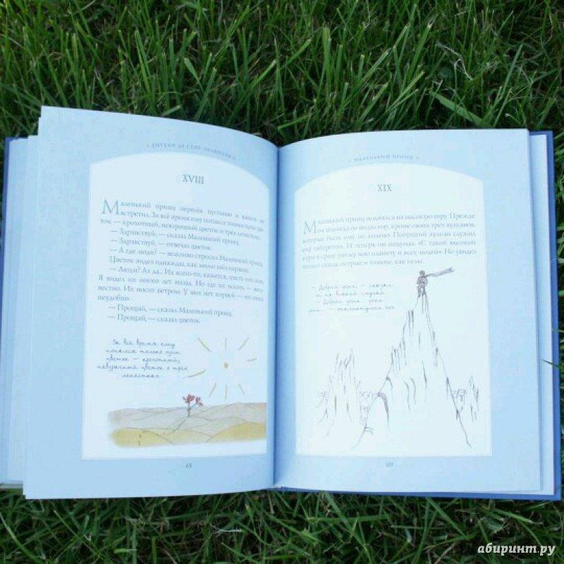 Иллюстрация 40 из 90 для Маленький принц - Антуан Сент-Экзюпери | Лабиринт - книги. Источник: Кошка_Мёбиуса