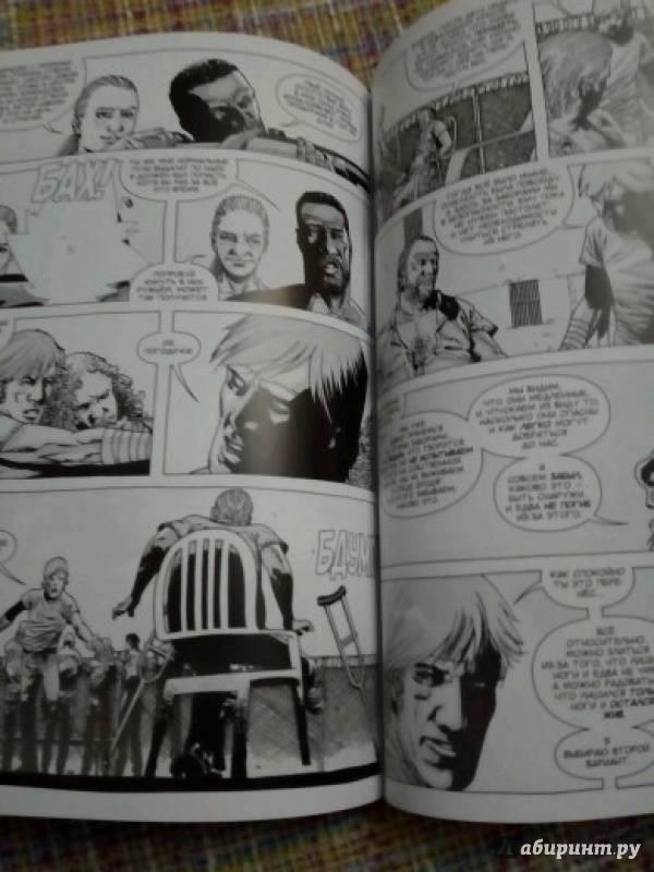 Иллюстрация 24 из 31 для Ходячие Мертвецы. Том 7. Затишье перед... - Роберт Киркман   Лабиринт - книги. Источник: Tim Darth