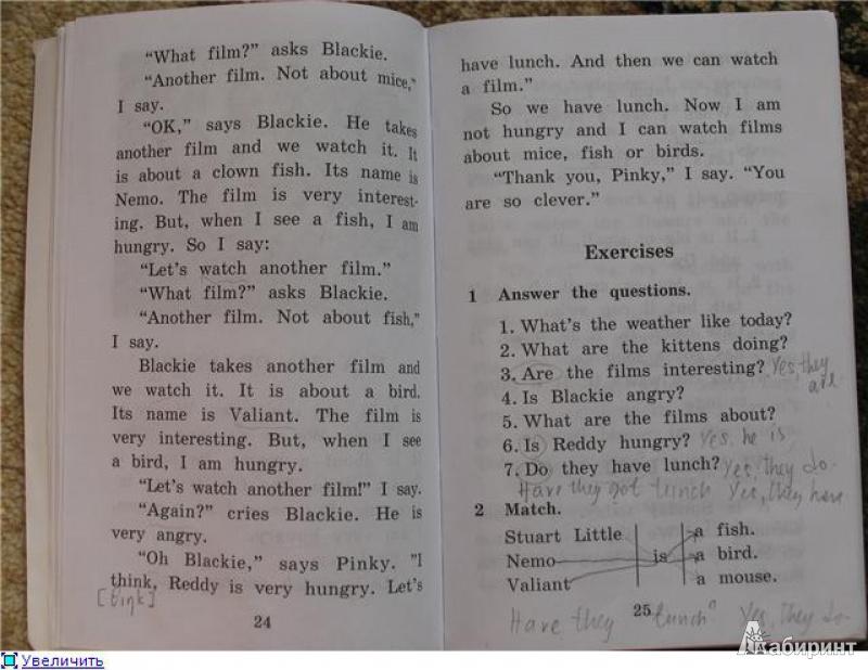 Иллюстрация 1 из 9 для Забавные истории котенка Рэдди: на английском языке - Юлия Пучкова | Лабиринт - книги. Источник: М  А