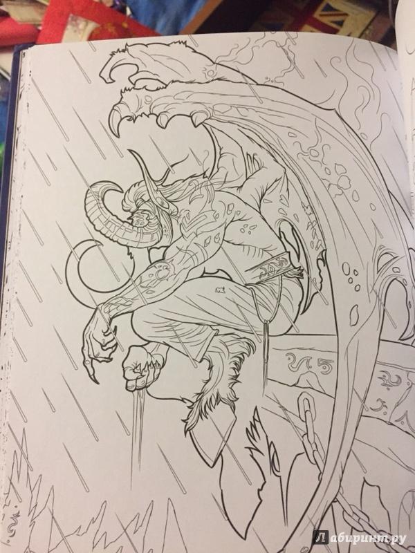 Иллюстрация 9 из 46 для World of Warcraft. Книга для ...
