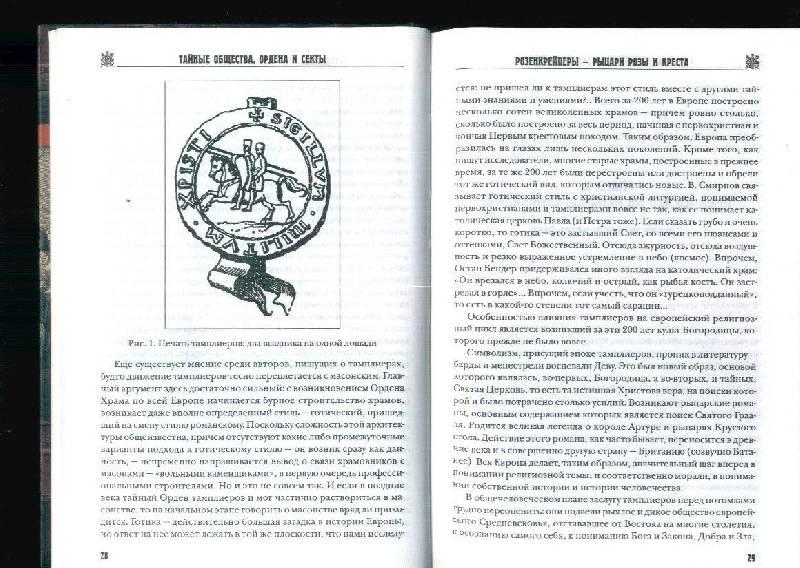 Иллюстрация 2 из 30 для Розенкрейцеры - рыцари Розы и Креста - Александр Варакин   Лабиринт - книги. Источник: ELVIRANIKA