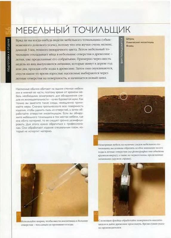 Иллюстрация 9 из 38 для Отделка древесины. Иллюстрированное руководство - Мик Аллен | Лабиринт - книги. Источник: Ялина