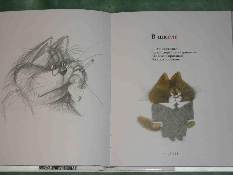 Иллюстрация 47 из 68 для Котография на память: жизнеописание котов, их нравы, обычаи, мифы - Чижиков, Усачев   Лабиринт - книги. Источник: Трухина Ирина