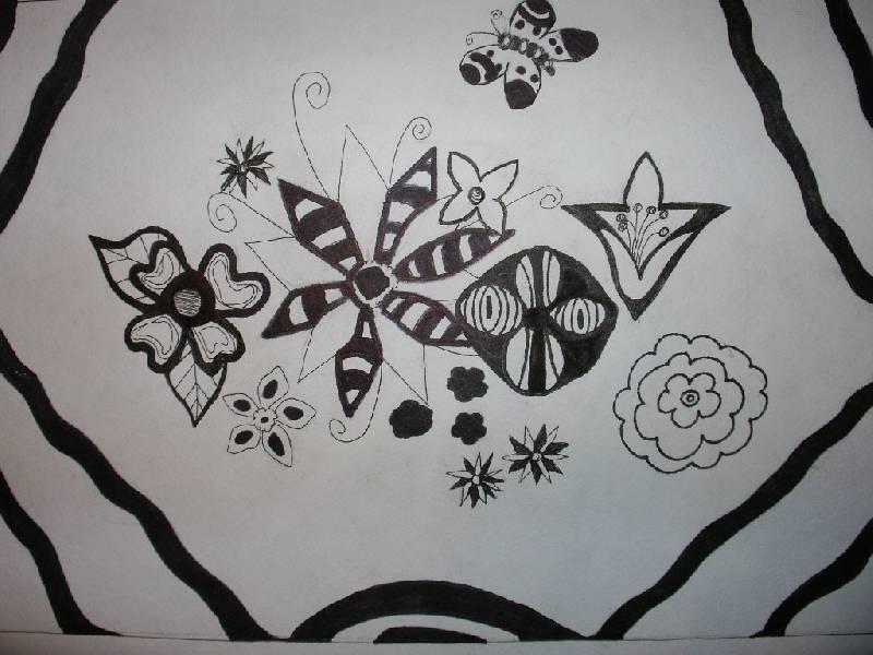 Иллюстрация 1 из 2 для Маркер водный черный круглый (8550/1) | Лабиринт - канцтовы. Источник: Tiger.