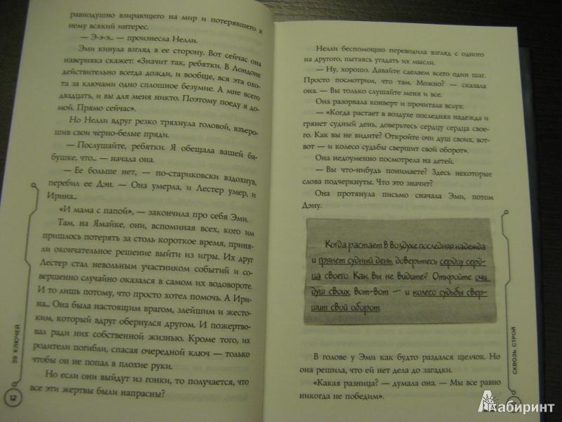Иллюстрация 7 из 23 для Сквозь строй. Книга 10 - Маргарет Хэддикс | Лабиринт - книги. Источник: Ольга