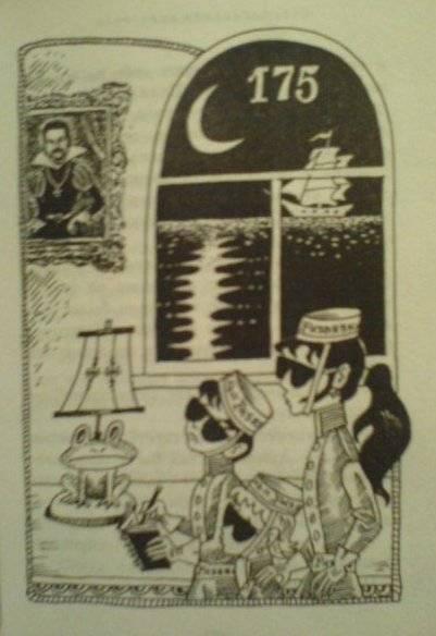 Иллюстрация 1 из 4 для Предпоследняя передряга: Повесть - Лемони Сникет | Лабиринт - книги. Источник: Sundance