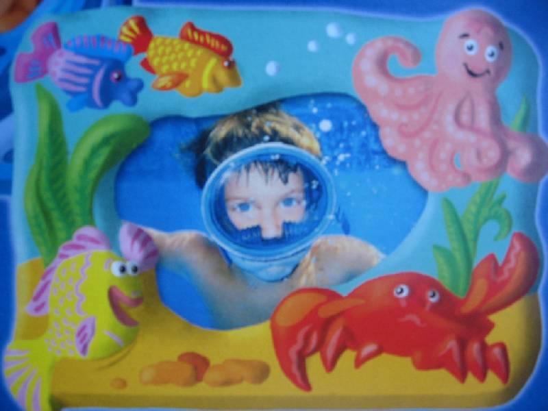 Иллюстрация 3 из 14 для Фоторамки: В синем море (Н073) | Лабиринт - игрушки. Источник: Юта
