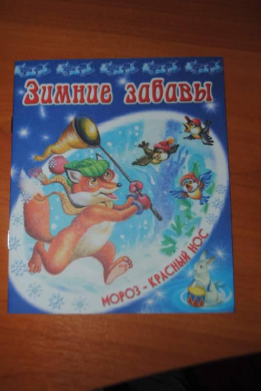 Иллюстрация 2 из 11 для Зимние забавы - С. Родин | Лабиринт - книги. Источник: needlebaby