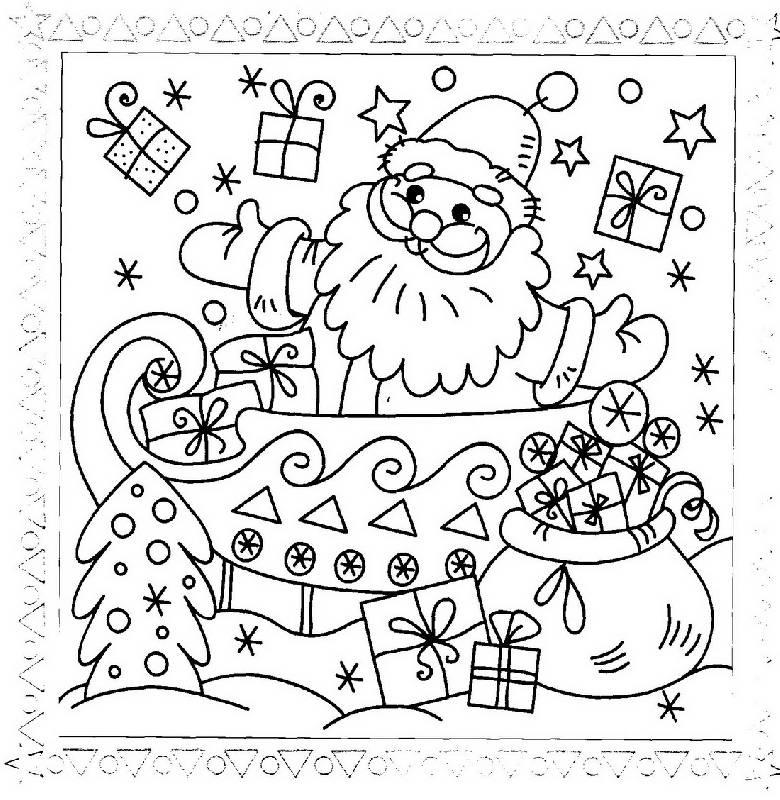 Праздники красивые, распечатать открытку новый год