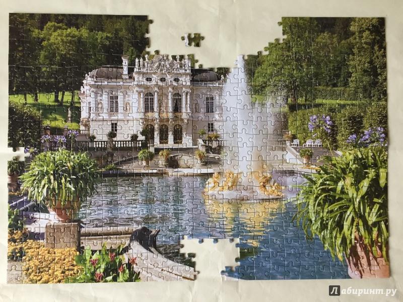 Иллюстрация 1 из 4 для Puzzle-500. Линдерхофф (В-51069) | Лабиринт - игрушки. Источник: К  Галина