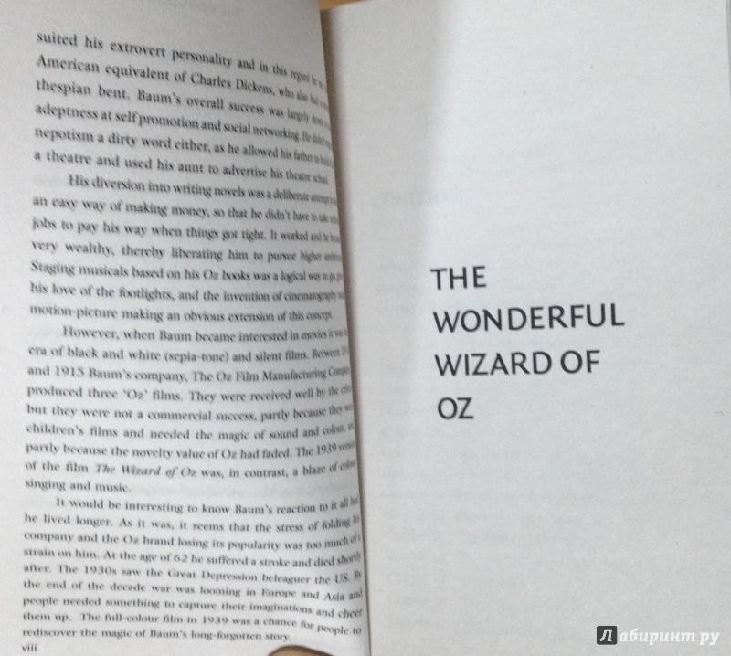 Иллюстрация 6 из 8 для The Wonderful Wizard of Oz - Lyman Baum | Лабиринт - книги. Источник: Tatiana Sheehan