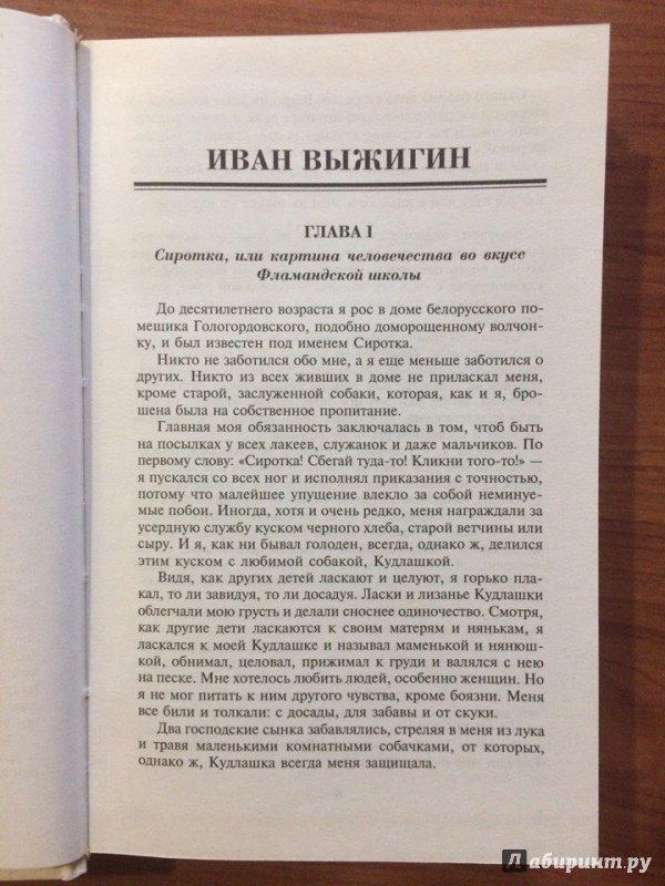 Иллюстрация 4 из 9 для Иван Выжигин - Фаддей Булгарин | Лабиринт - книги. Источник: Злобин  Дмитрий