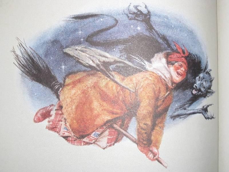 Иллюстрация 80 из 94 для Вечера на хуторе близ Диканьки - Николай Гоголь | Лабиринт - книги. Источник: magnolia