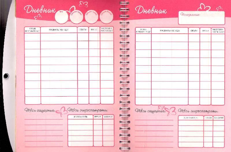 Таблицы Для Записей Похудения. 7 лучших дневников питания: подсчёт калорий с удовольствием!