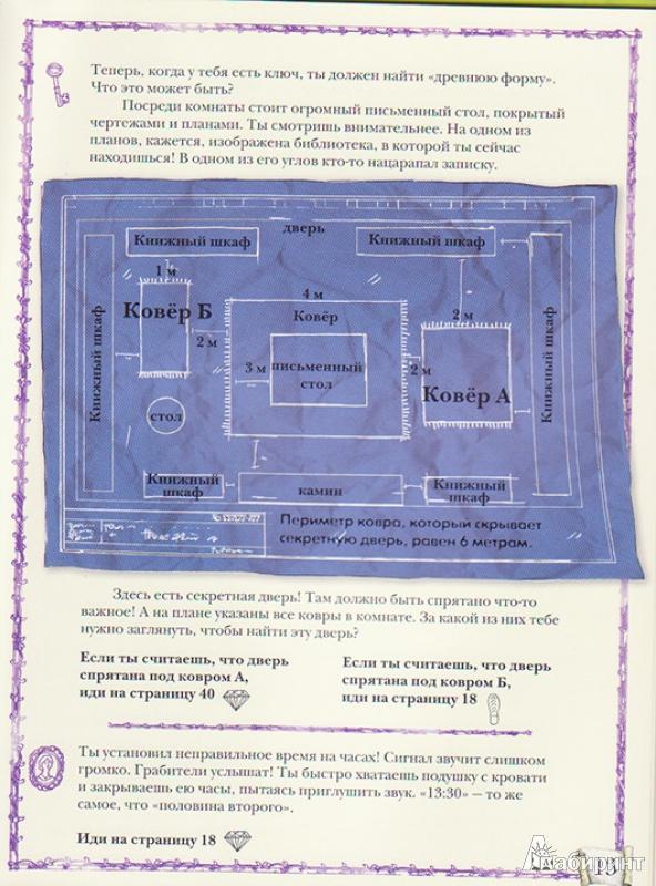 Иллюстрация 13 из 13 для Замок лабиринтов - Дэвид Гловер | Лабиринт - книги. Источник: Ёжик