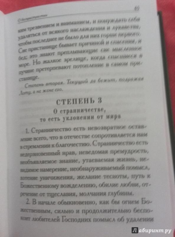 Иллюстрация 16 из 29 для Лествица - Иоанн Преподобный | Лабиринт - книги. Источник: Алена