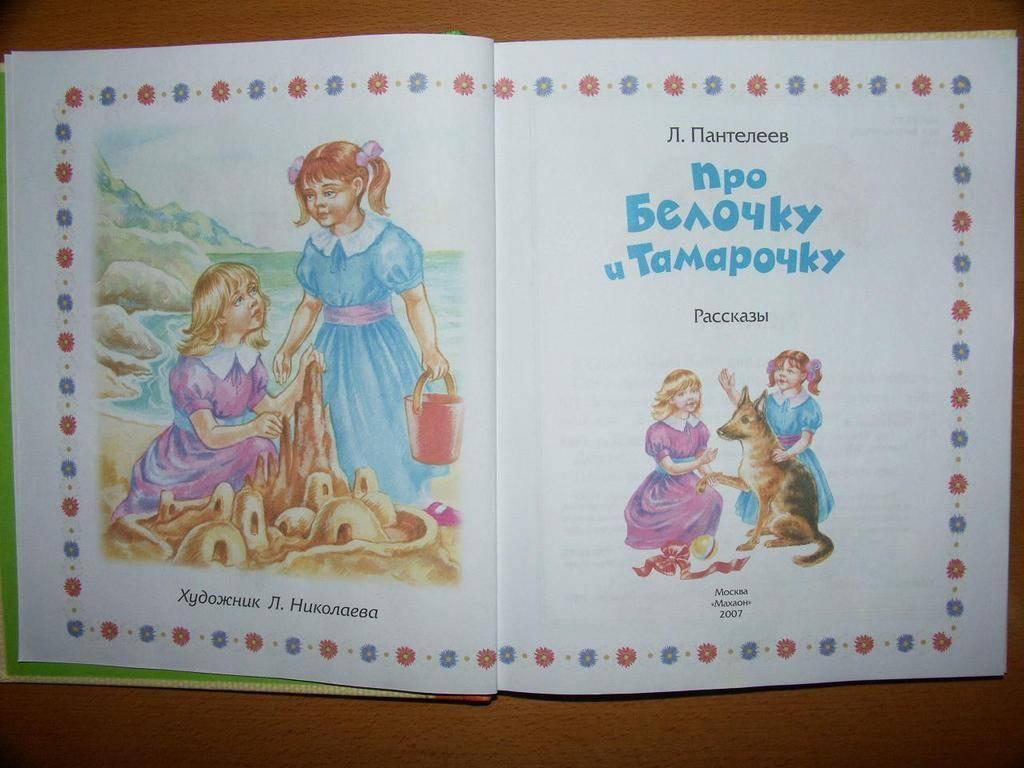 Иллюстрация 1 из 8 для Про Белочку и Тамарочку - Леонид Пантелеев | Лабиринт - книги. Источник: МЕГ