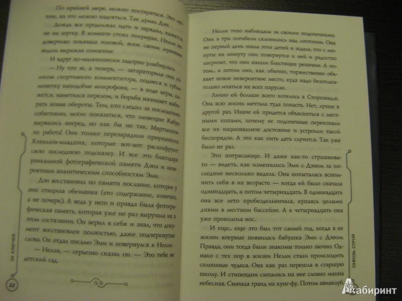 Иллюстрация 12 из 23 для Сквозь строй. Книга 10 - Маргарет Хэддикс   Лабиринт - книги. Источник: Ольга