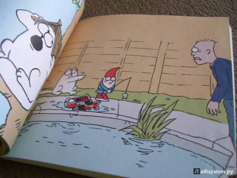 Иллюстрация 9 из 12 для Кот Саймона. Покорми меня! (мини) - Саймон Тофилд | Лабиринт - книги. Источник: КошкаПолосатая