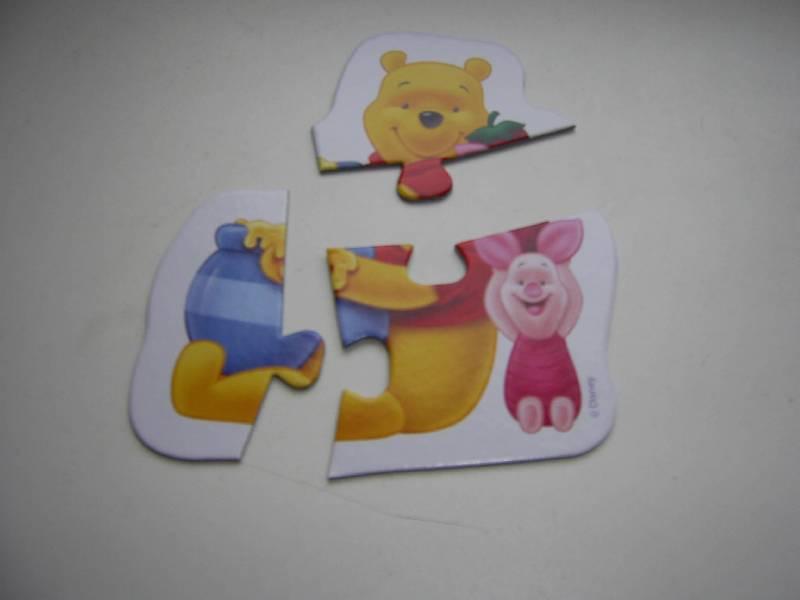 """Иллюстрация 6 из 26 для Form Puzzle """"Медвежонок Винни"""" (92201)   Лабиринт - игрушки. Источник: Лилианна"""