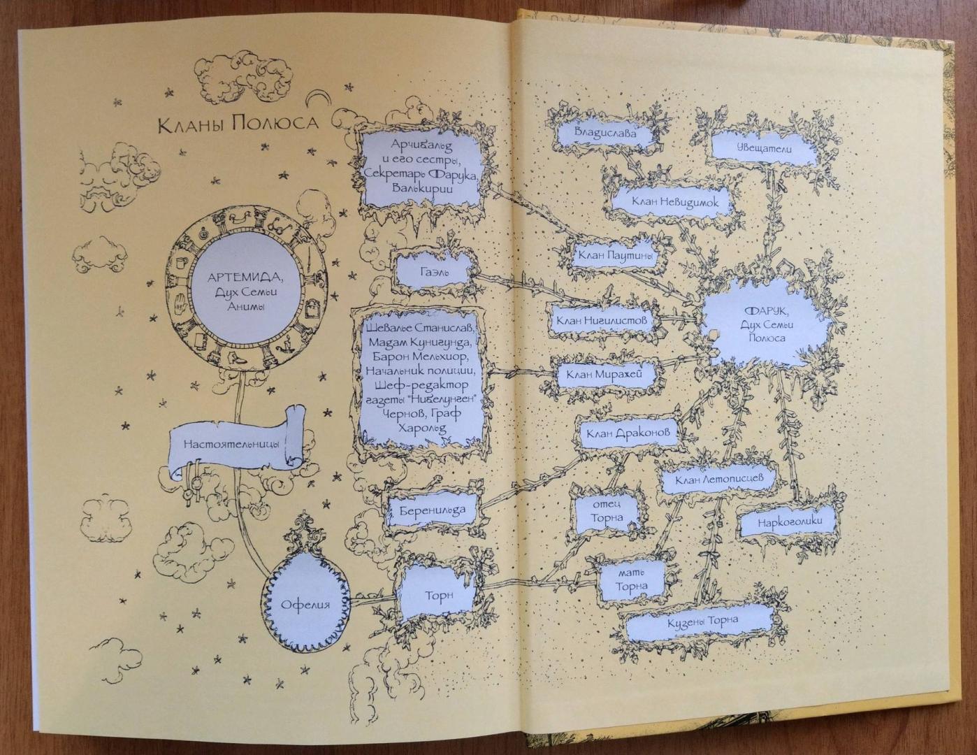 Иллюстрация 17 из 44 для Сквозь зеркала. Книга 2. Тайны Полюса - Кристель Дабо   Лабиринт - книги. Источник: tatiana_v_t