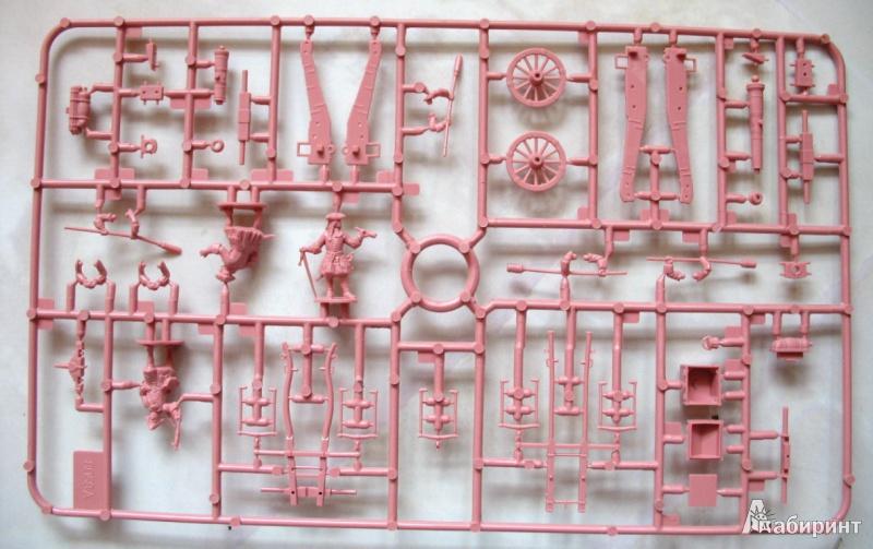 Иллюстрация 2 из 7 для Русская артиллерия Петра I (8058) | Лабиринт - игрушки. Источник: Рогачев  Сергей Александрович