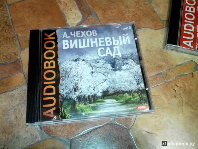 Иллюстрация 1 из 4 для Вишневый сад (CDmp3) - Антон Чехов | Лабиринт - . Источник: Хранительница книг