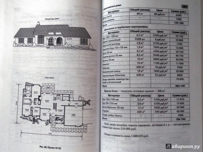 Иллюстрация 4 из 25 для Альбом проектов индивидуальных домов - Молотов, Костко, Самодуров | Лабиринт - книги. Источник: Юлия