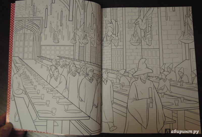 Иллюстрация 5 из 60 для Гарри Поттер. Волшебники и где их ...