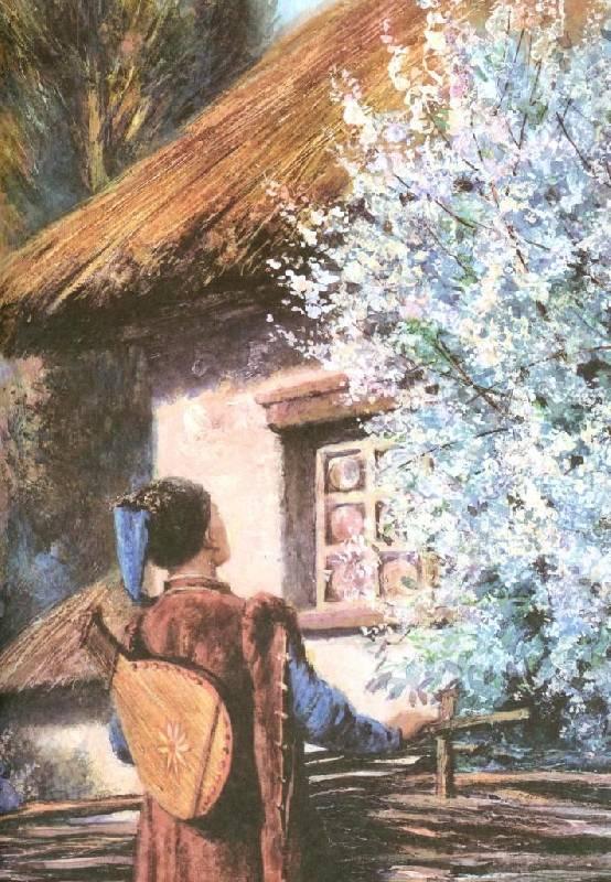 Иллюстрация 67 из 94 для Вечера на хуторе близ Диканьки - Николай Гоголь   Лабиринт - книги. Источник: Zhanna