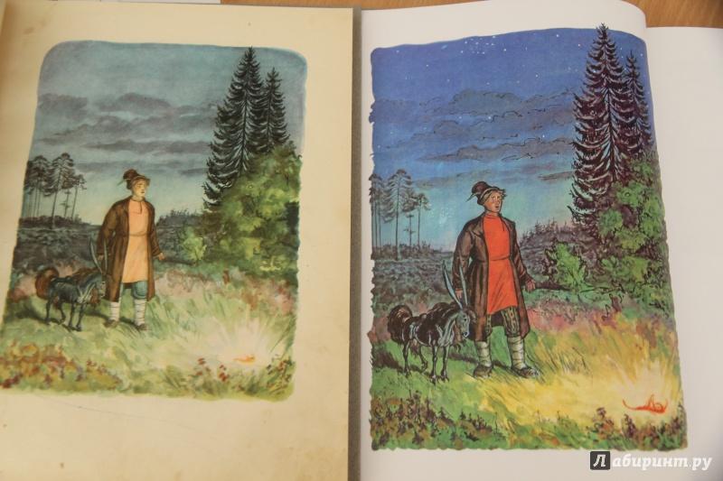Иллюстрация 47 из 100 для Конек-Горбунок - Петр Ершов | Лабиринт - книги. Источник: Светлячек