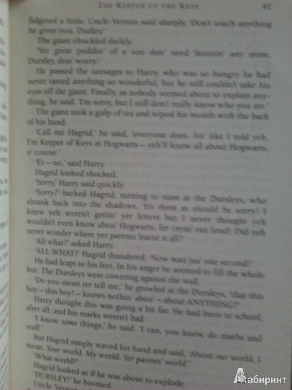 Иллюстрация 2 из 4 для Harry Potter and the Chamber of Secrets (Book 2) - Joanne Rowling | Лабиринт - книги. Источник: М  А