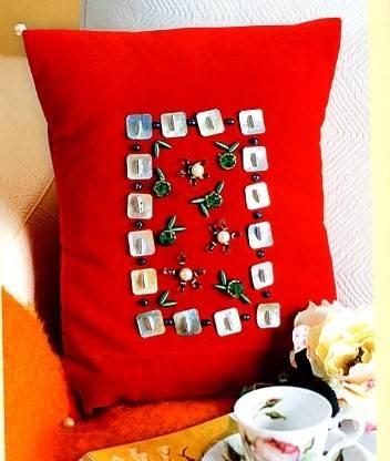 Иллюстрация 5 из 26 для Шьем модные подушки - Петра Гофман | Лабиринт - книги. Источник: Лабиринт-чит