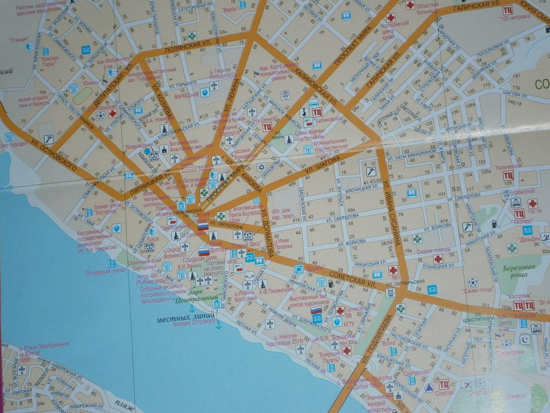 всему улицы города карта с фото фактором