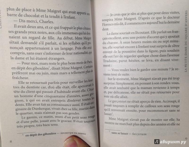Иллюстрация 6 из 6 для L'Amie de Madame Maigret - Жорж Сименон   Лабиринт - книги. Источник: Tatiana Sheehan