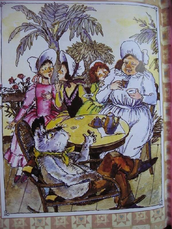 Иллюстрация 9 из 26 для Сказки дядюшки Римуса - Джоэль Харрис | Лабиринт - книги. Источник: Синявина Ольга Анатольевна