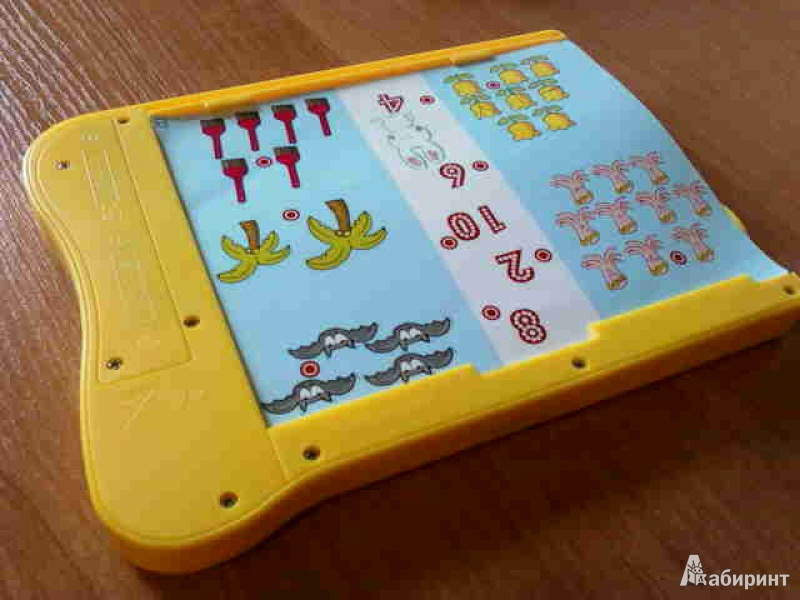 """Иллюстрация 1 из 15 для Мини-игра """"Умные пальчики"""". Изучаем логику и счет. Урок 1 (9486)   Лабиринт - игрушки. Источник: Natalya4099"""
