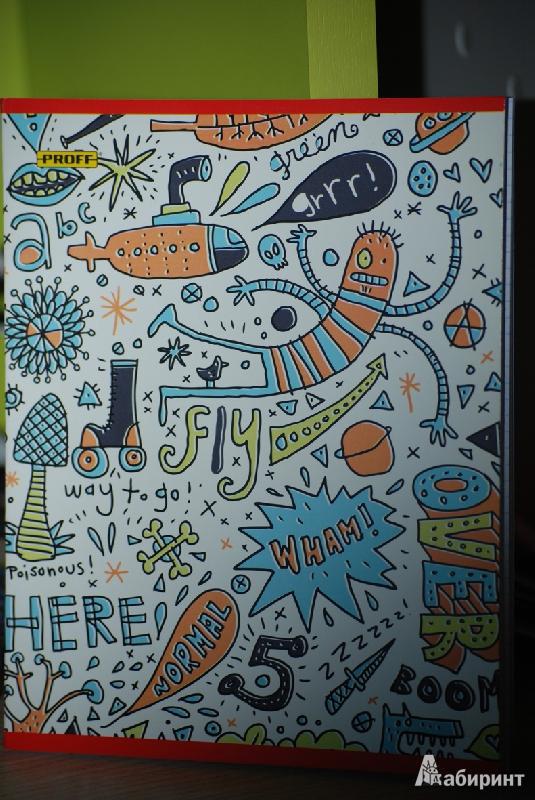 """Иллюстрация 1 из 3 для Тетрадь 48 листов """"Different"""" клетка (6485125115)   Лабиринт - канцтовы. Источник: Кистина  Наталья"""