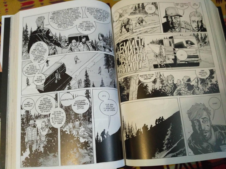 Иллюстрация 21 из 73 для Ходячие мертвецы. Полное собрание. Том 1 - Роберт Киркман   Лабиринт - книги. Источник: kit_zl0
